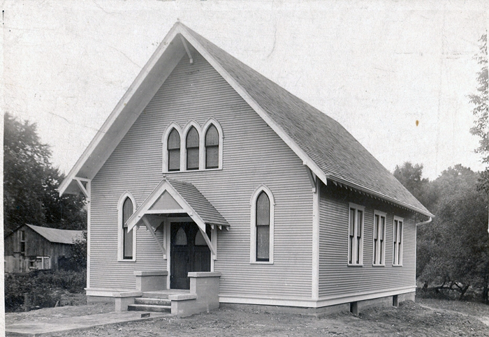 trinity lutheran church 1916