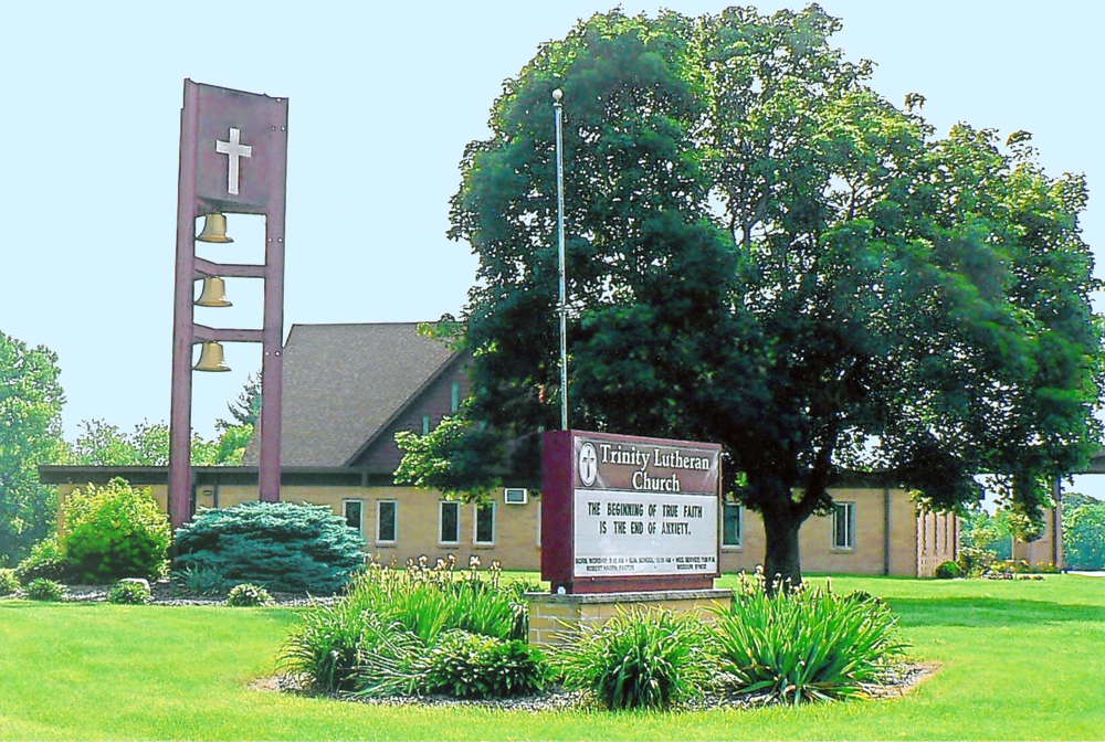 trinity lutheran church 2010